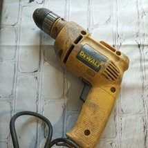 DeWalt DW106 keyless drill,4.0 amps corded electric PREOWNED & Tested c2 - $23.38
