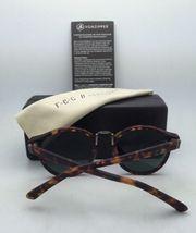 F.C.G. VONZIPPER Sunglasses VZ STAX Tortoise & Pewter Frame w/ Grey-Green Lenses image 4