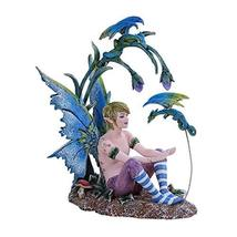 Pacific Giftware PT Amy Brown Art Original Collection Boy and His Dragon... - $59.39