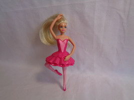 McDonald's 2012 Barbie in The Pink Shoes Doll - $1.17
