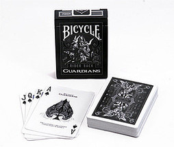 Guardians -  Playing Cards - Bicycle - Unique Guardians deisgn - NEW - - $10.99