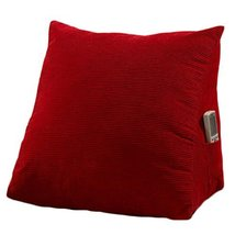 George Jimmy Comfortable Back Cushion Floor Cushion Soft Office Home Pillow -A9 - $44.82