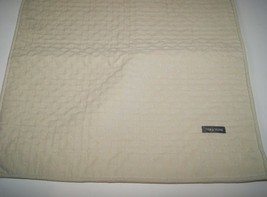 "Vera Wang Decorative Pillow Sham 20""X20"" Velvet Stitch - $23.75"