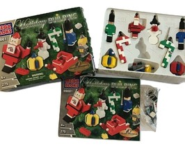 Mega Bloks Kids Holiday Building Block Set Orniments Christmas Holidays ... - $14.35