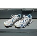 Ryka SKY WALK Women's Running Shoes White/Blue  Size 9M  GOOD CONDITION! - $19.59