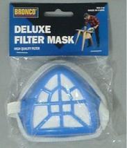 Blue Bronco Dust Mask Dozen - $5.00
