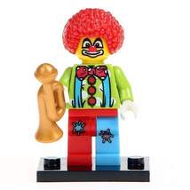 Colourful Circus Clown Lego Minifigures Block Toy Gift For Kids - $1.99
