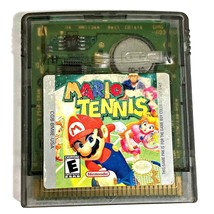 Mario Tennis Nintendo Game Boy Color TESTED AUTHENTIC - $29.99