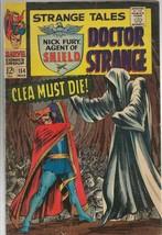 Strange Tales #154 ORIGINAL Vintage 1967 Marvel Comics Dr Strange Clea - $49.49