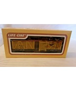 HO Scale Life-Like 40' Stock Car, MKT The Katy, Yellow, #4702 BNOS - $14.85