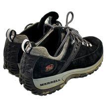 Merrell 80758 Vie Black Women's Hiking Sneakers Shoes Size 10 Medium image 4