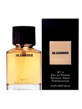 Jil Sander #4 By Jil Sander For Women. Eau De Parfum Spray 3.4 Ounces - $60.61