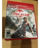 Dead Island (Sony PlayStation 3, 2011) Greatest HIts - $10.81