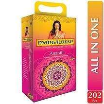 202 Mangaldeep Ananth Assorted Puja Incense Sticks Free Shipping - $14.03