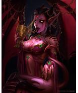 Haunted Archsuccubus Pendant Love Sex Seduction Carnal Desire Control Do... - $255.00