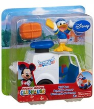 Fisher Price Disney Junior Mouse Clubhouse Donald Duck Mail Toss - $19.79