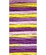 Purple Pansy (4265) DMC Color Variations Floss 8.7 yd skein Article 417 DMC - $1.20