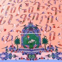 Hermes Shawl Scarf Stole Lettres d'Erevan by Karen Petrossian Cashmere S... - $1,460.28