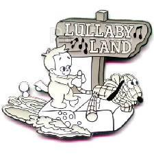 Disney Magical Musical Moments - Lullaby Land pin/pins