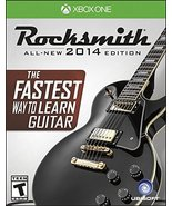 Rocksmith 2014 Edition - Xbox One [video game] - $68.78