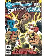 DC Comics Presents Comic Book #66 Superman DC Comics 1984 VERY FINE - $2.99