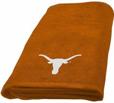 University of Texas Hand Towel Dimensions are 15 x 26 inches - $16.95