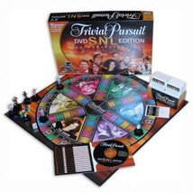Trivial Pursuit SNL Edition DVD 30 seasons SNL Trivia FACTORY SEALED Boa... - $7.86