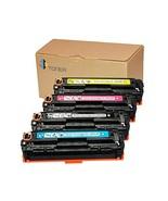 JC Toner Compatible for 128A CE320A CE321A CE322A CE323A Toner Cartridge... - $67.88