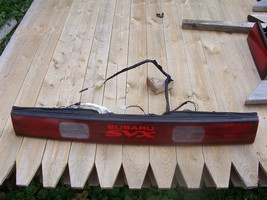 1996 Svx Center Taillight Panel Oem Used Orig Subaru Equipment 1995 1994 1993 - $111.20