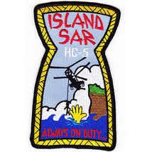 Us Navy HC-5 Us Helicopter Combat Support Squadron Patch Island Sar Always New!! - $11.87