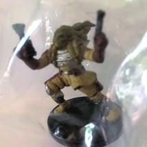 Star Wars Minatures: Nautolen Soldier 49/60 Fringe 8 Revenge Sith 2005 - $2.10