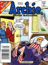Archie Digest Magazine #179 VF; Archie | save on shipping - details inside - $3.99