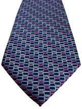 Pierre Cardin Tie Multi-Coloured Initials New - $18.44