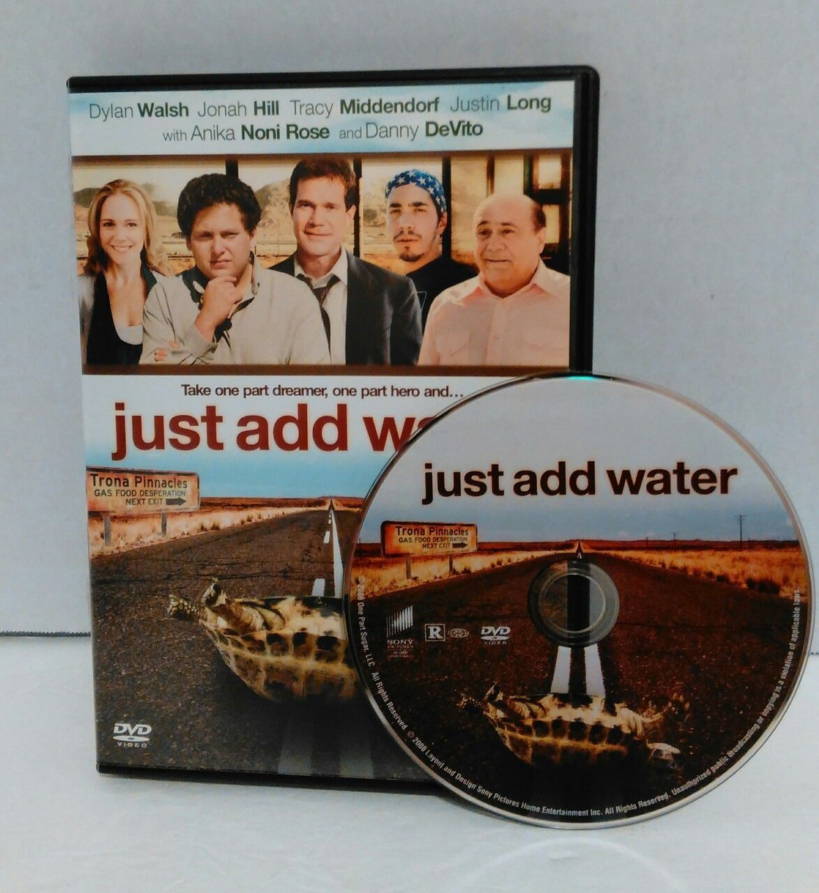 Just Add Water Dvd 2008 Jonah Hill Danny And 50 Similar Items