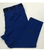 Under Armour Mens HeatGear Compression Thights 3/4 Legging 1345702 400 NWT - $24.98