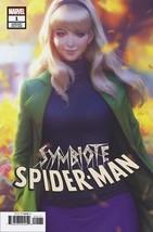 SYMBIOTE SPIDER-MAN #1 (OF 5) ARTGERM VAR est rel date 04/10/2019 sold out - $4.99