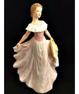 Home Interiors & Gifts Grace Figurine 2001 Masterpiece Porcelain HOMCO 1... - $44.54