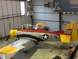 1949 NORTH AMERICAN T28A FOR SALE IN HAMPTON, NEW YORK image 2