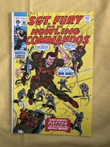 Sgt. Fury (1963) #88 VF Very Fine - $14.85