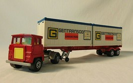 Matchbox Super Kings Lesney Toy Vtg 1973 Scammel Tractor K17 Trailer And Cargo - $49.01