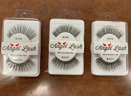 Angel Lash #510-3 pairs 100% Human Hair - $9.50