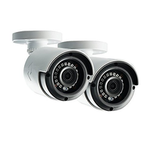Lorex LAB243B 4MP 2K HD Analog Bullet Security Camera 2-Pack - $66.30