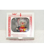 NIB STEINBACH CHRISTMAS DECORATIONS FROM OLD GERMANY OLD WOMAN WOOD ORNA... - $24.99