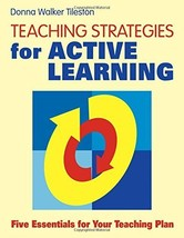 Teaching Strategies for Active Learning: Five Essentials for Your Teachi... - $11.97