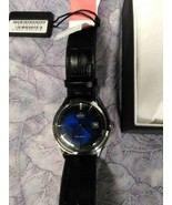 Orient FAC08004D Bambino Version 4 Automatic Blue Dial Leather Watch - $94.05