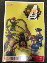 Marvel Comic Mighty Avengers #1 Lego Variant Spider-man New book Mint - $24.49