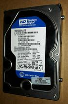 20EE84 Computer Hard Drive, Western Digital WD5000AAKS, 500GB, Very Good Cond - $13.86