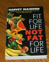 Fit For Life Not Fat For Life - $10.59