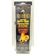 Red Head Large Gray Battery Heated Socks #525FG01 - $49.99