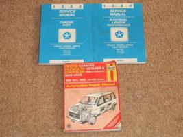 Dodge Van Service Manual - $5.00